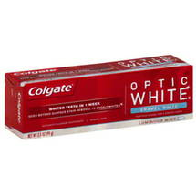Colgate Optic White Enamel White Luminous Mint Toothpaste
