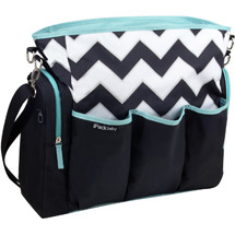 iPack Diaper Bag Chevron