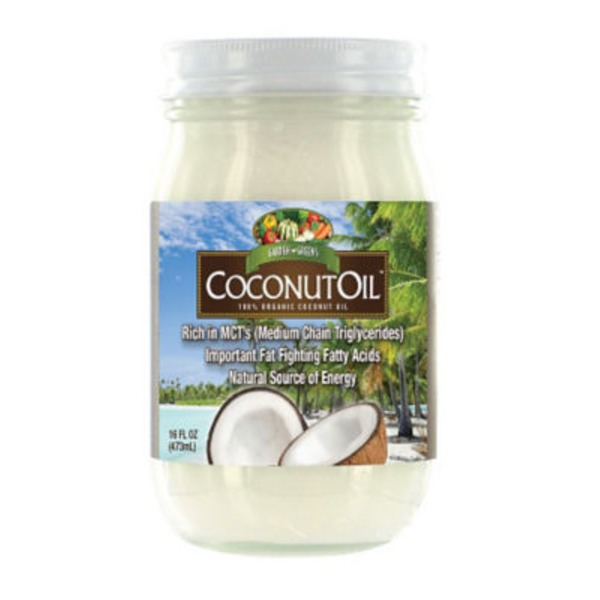 Garden Greens Coconut Oil