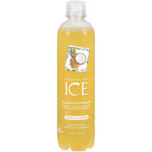 TalkingRain Sparkling Ice Coconut Pineapple Sparkling Mountain Spring Water