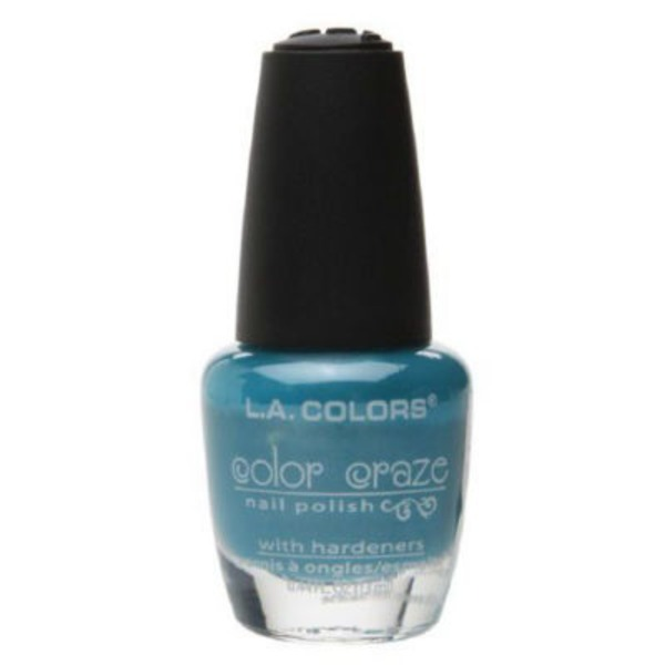 L.A. Colors Sea Siren Color Craze Nail Polish