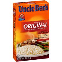 Uncle Ben's Converted Original Enriched Parboiled Long Grain Rice