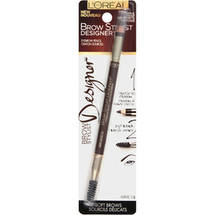 L'Oreal Paris Brow Stylist Designer Brow Pencil 315 Dark Brunette