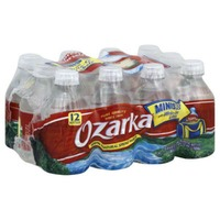Ozarka 100% Minis to Go with Write-On Labels Natural Spring Water