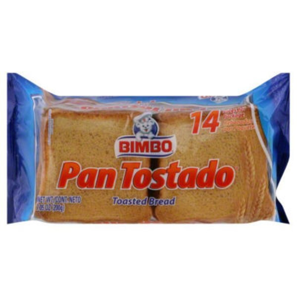 Bimbo Original Toasted Bread