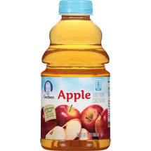 Gerber Juices Apple From Concentrate
