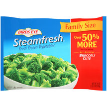 Birds Eye Steamfresh Family Size Frozen Broccoli Cuts