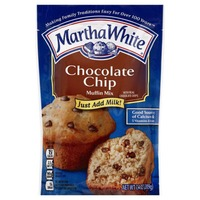 Martha White Chocolate Chip Muffin Mix