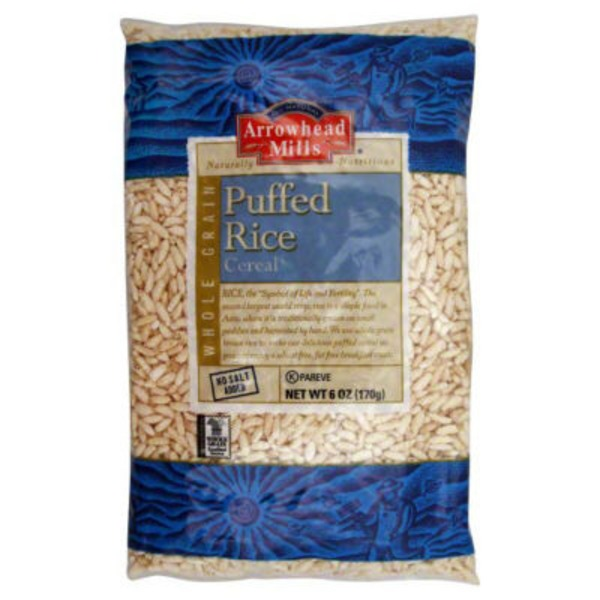 Arrowhead Mills Natural Puffed Rice Cereal