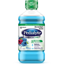 Pedialyte AdvancedCare Blue Raspberry