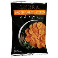 Terra Real Vegetable Chips, Spiced Sweets