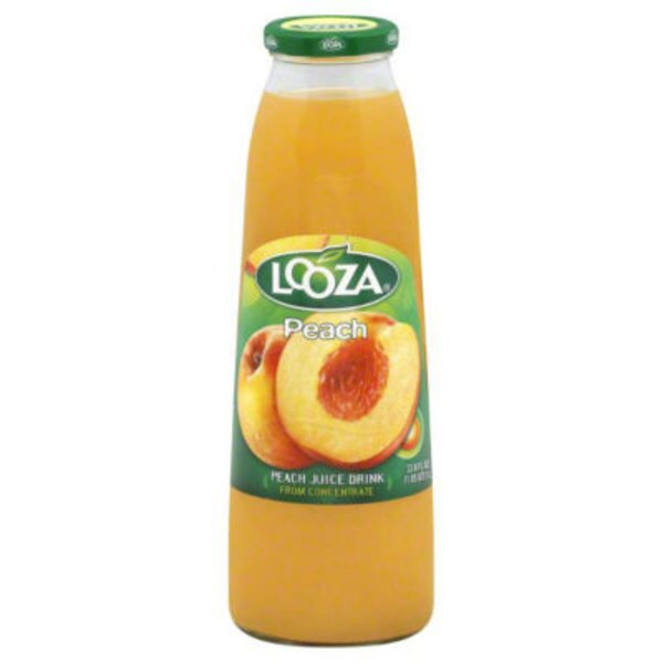 Looza Peach Fruit Nectar