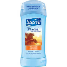 Suave Tropical Paradise Invisible Solid Anti-Perspirant/Deodorant