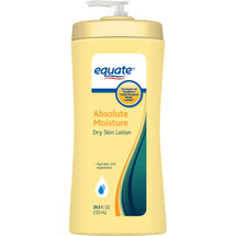 Equate Absolute Moisture Dry Skin Lotion