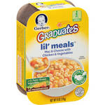 Gerber Graduates Lil' Meals Mac & Cheese with Chicken & Vegetables