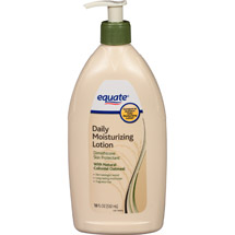 Equate Daily Moisturizing Lotion