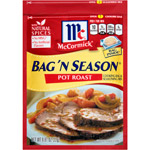 McCormick Bag 'n Season Pot Roast Cooking Bag & Seasoning Mix