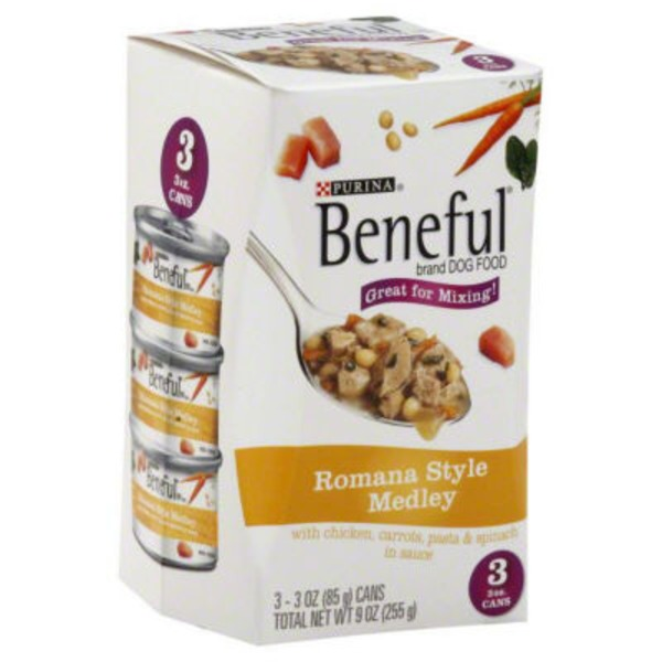 Beneful Romana Style Medleys Dog Food