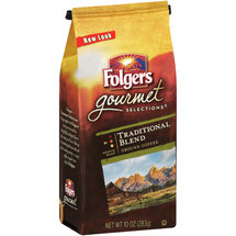 Folgers Gourmet Selections Traditional Blend Ground Coffee