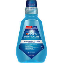 Crest Oral Rinse Refreshing Clean Mint