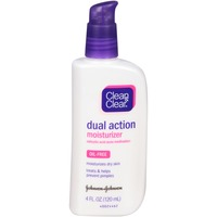 Clean & Clear® Dual Action Oil Free Moisturizer