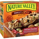 Nature Valley Sweet & Spicy Chili Dark Chocolate Granola Bars