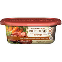 Rachael Ray Nutrish Natural Wet Dog Food Hearty Beef Stew