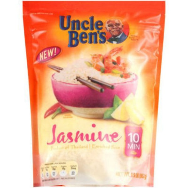 Uncle Ben's Enriched Rice Jasmine