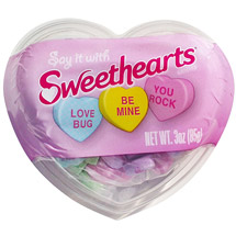 Sweethearts Conversational Valentine Candy