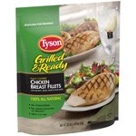 Tyson Grilled Chicken Breast Fillets