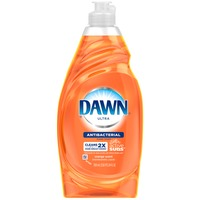 Dawn Ultra Antibacterial Orange Scent Dishwashing Liquid