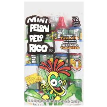 Mini Pelon Pelo Rico Artificial Tamarind Flavored Soft Candy