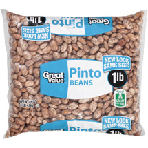 Great Value Diried Pinto Beans