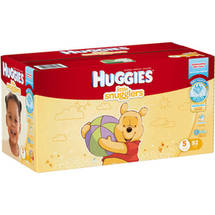 Huggies Little Snugglers Size 5