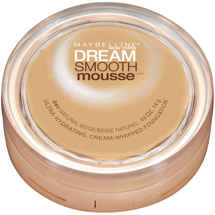 Dream Smooth Mousse Foundation Natural Beige