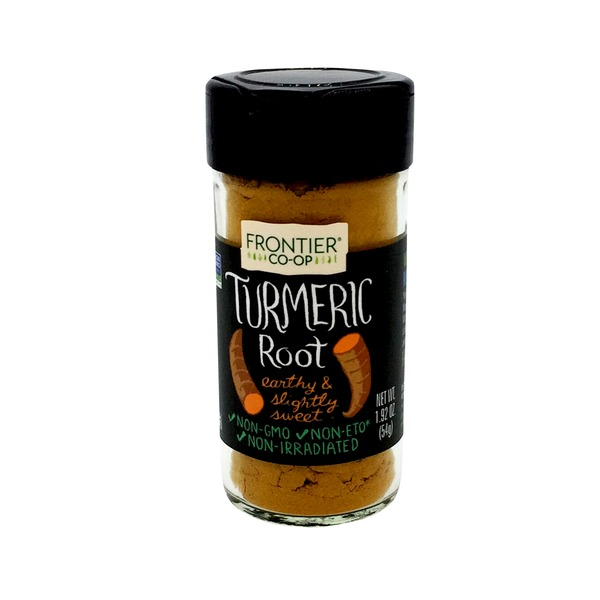 Frontier Ground Turmeric Root