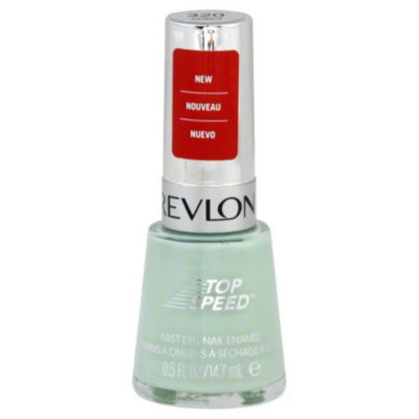 Revlon Top Speed Nail Enamel - Jaded 320