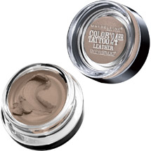 Maybelline New York Eye Studio Color Tattoo Leather 24HR Cream Gel Eyeshadow Creamy Beige Creamy Beige
