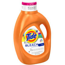 Tide Plus Bleach Alternative Original Liquid Laundry Detergent