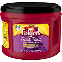 Folgers French Medium Dark Roast Ground Coffee