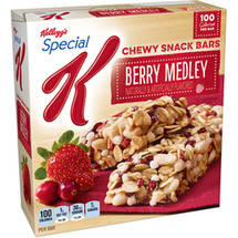 Kellogg's Special K Berry Medley Chewy Snack Bars