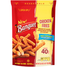 Banquet Chicken Fries