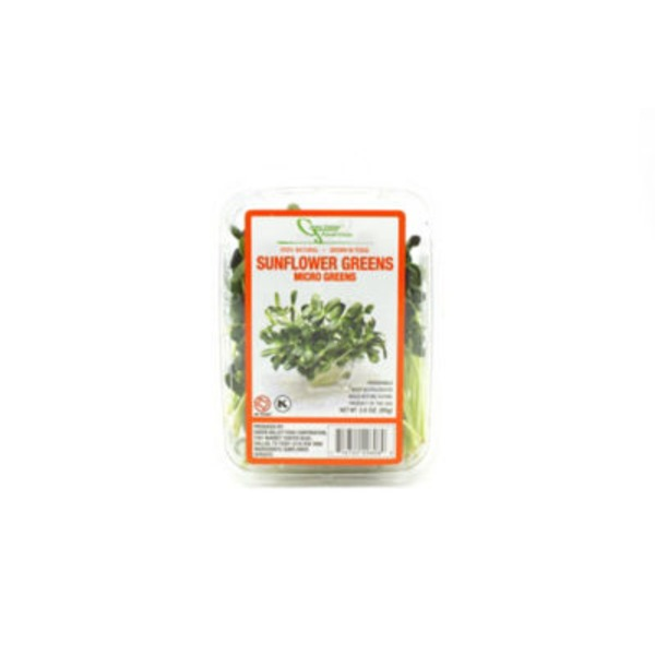 Green Valley Organics Sunflower Sprouts