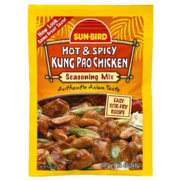 Sun-Bird Kung Pao Chicken Seasoning Mix