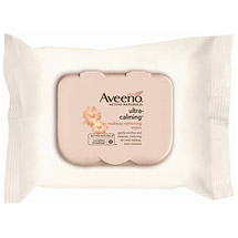 Aveeno Ultra-Calming Makeup Removing Wipes