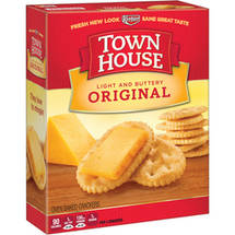 Keebler Town House Original Crackers