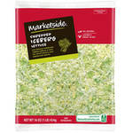 Marketside Shredded Iceberg Lettuce