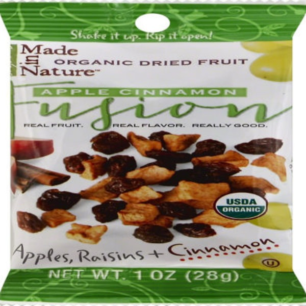 Made in Nature Organic Apple Cinnamon Fusion Mix