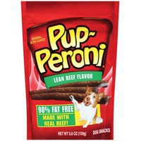 Pup-Peroni Lean Beef Flavor 90% Fat Free Dog Snacks