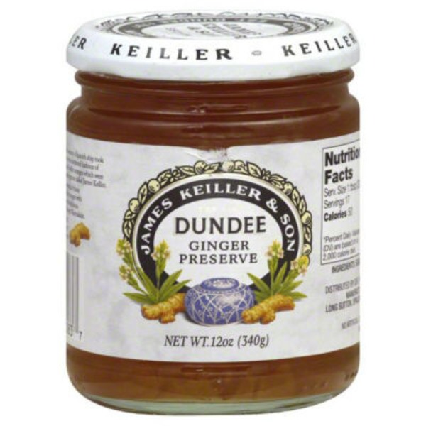 James Keiller & Son Dundee Ginger Preserve